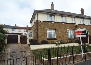 Thumbnail 3 bed semi-detached house for sale in Milton Road, Dover, Kent, England