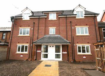 Thumbnail 1 bed flat to rent in Cobden Street, Darlaston, Wednesbury