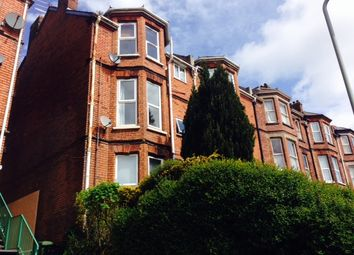 Thumbnail 2 bed flat to rent in Blackall Road, Exeter