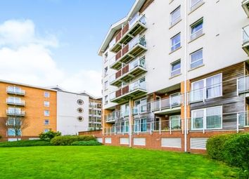 1 bed flat for sale in Ezel Court, Munich House, Century Wharf, Cardiff Bay CF10