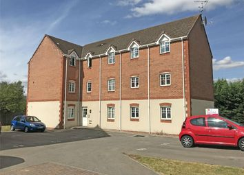 Thumbnail 2 bed flat for sale in Izod Road, Willans Green, Rugby, Warwickshire