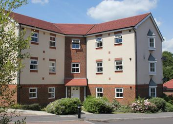 Thumbnail 2 bedroom flat to rent in Mescott Meadows, Hedge End, Southampton