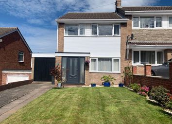 Thumbnail 3 bed semi-detached house to rent in Pool Road, Trench, Telford