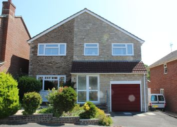 Thumbnail 4 bedroom detached house for sale in Hornbeam Close, Weymouth