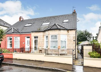 Thumbnail 3 bed semi-detached house for sale in Easdale Drive, Glasgow