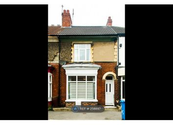 Thumbnail 2 bedroom terraced house to rent in Perth Street West, Hull