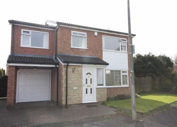 Thumbnail 4 bed detached house for sale in Bolton Meadow, Leyland