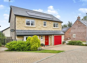 Thumbnail 4 bed detached house for sale in Frazer Road, Shotley Bridge, Consett