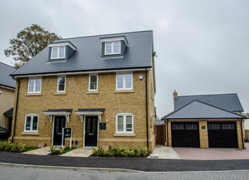 Thumbnail 3 bed semi-detached house for sale in Talbot Street, Hitchin