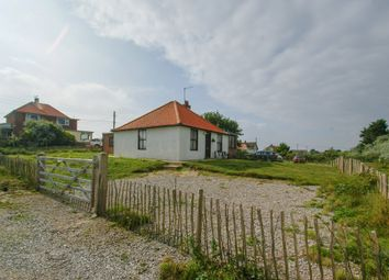 Thumbnail 3 bed detached bungalow for sale in Aldeburgh Road, Thorpeness, Leiston