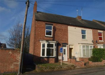 Thumbnail 3 bed end terrace house for sale in Holly Street, Burton-On-Trent, Staffordshire