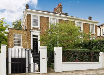 Thumbnail 3 bed semi-detached house for sale in Norfolk Road, St Johns Wood, London
