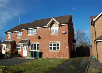 Thumbnail 2 bed semi-detached house to rent in Navigation Lane, West Bromwich, West Midlands