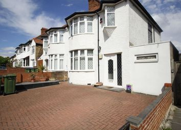 Thumbnail 3 bed semi-detached house to rent in Footscray Road, London