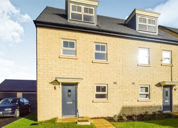 Thumbnail 4 bed semi-detached house for sale in Frances Brady Way, Hull, East Yorkshire
