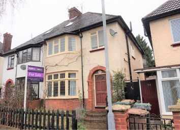 Thumbnail 4 bedroom semi-detached house for sale in Alexandra Avenue, Luton