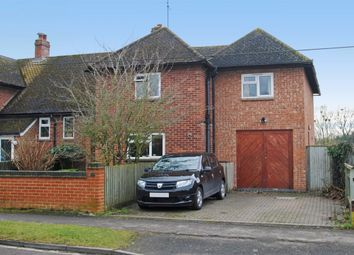 Thumbnail 4 bed semi-detached house for sale in Greenmere, Brightwell-Cum-Sotwell, Wallingford