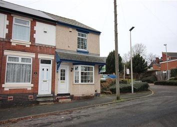 Thumbnail 2 bed end terrace house for sale in Oakeswell Street, Wednesbury