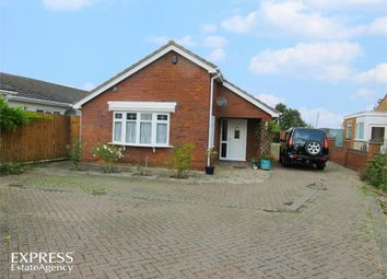 Thumbnail 5 bed detached bungalow for sale in Youngers Lane, Burgh Le Marsh, Skegness, Lincolnshire