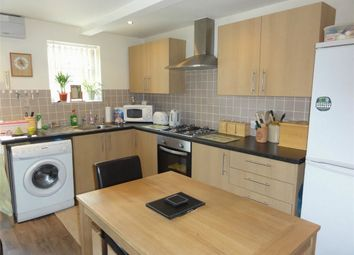 Thumbnail 1 bed flat to rent in Woodend Cottages, Woodend Road, Mirfield