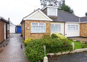Thumbnail 3 bed bungalow for sale in Prestwood Close, Benfleet
