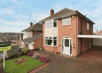 Thumbnail 3 bed detached house for sale in Violet Road, Carlton, Nottingham