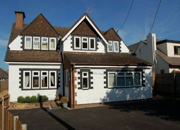 Thumbnail 4 bed detached house for sale in Park View, Moulton, Northampton