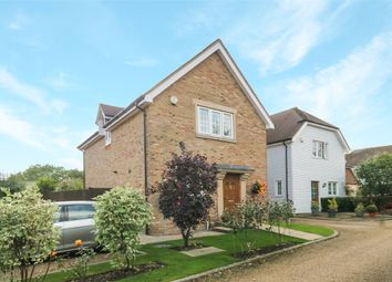 Thumbnail 3 bed end terrace house for sale in Vern Place, Tatsfield, Surrey