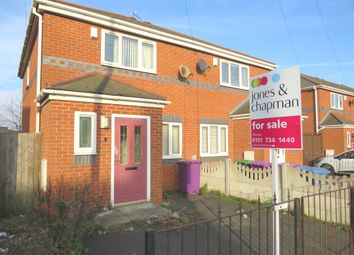3 bed semi-detached house for sale in Boaler Street, Liverpool L6