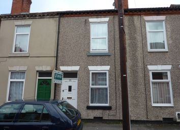 Thumbnail 2 bed terraced house to rent in Carlingdford Road, Hucknall, Nottingham