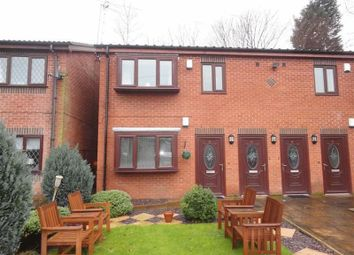 Thumbnail 1 bed flat to rent in Dunblane Avenue, Heaton Norris, Stockport