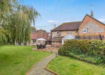 Thumbnail 4 bed semi-detached house for sale in Hyde Street, Upper Beeding, Steyning
