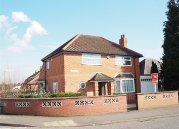 Thumbnail 3 bed detached house for sale in Long Lane, Farndon, Newark