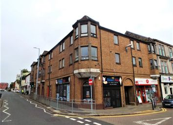 Thumbnail 2 bed flat for sale in Nicolson Street, Greenock