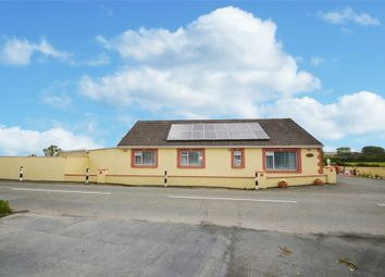 Thumbnail 3 bed detached bungalow for sale in Tiers Cross, Haverfordwest, Pembrokeshire