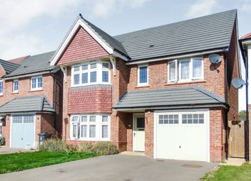 Thumbnail 4 bedroom detached house for sale in Laverton Road, Hamilton, Leicester