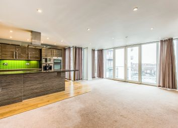 Thumbnail 4 bedroom flat to rent in Channel Way, Ocean Village, Southampton