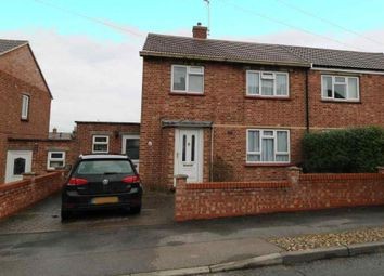 Thumbnail 3 bed semi-detached house for sale in Glen Crescent, Stamford
