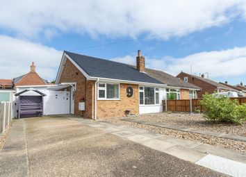 Thumbnail 2 bed semi-detached bungalow for sale in Waveney Close, Wells-Next-The-Sea