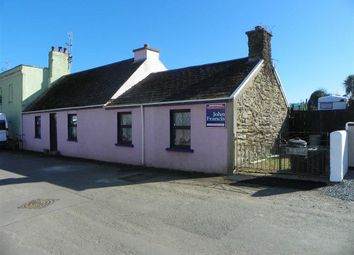 Thumbnail 3 bed cottage for sale in Angle Village, Angle, Pembroke