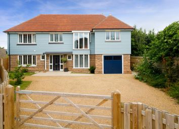 Thumbnail 5 bed detached house for sale in Berkeley Close, Dunkirk, Faversham
