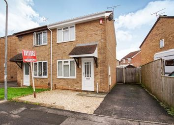 Thumbnail 2 bed semi-detached house for sale in Whitley Close, Yate, Bristol, Gloucestershire