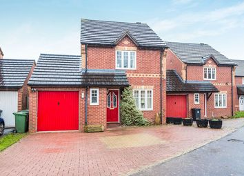 Thumbnail 3 bed detached house to rent in Appletree Lane, Redditch