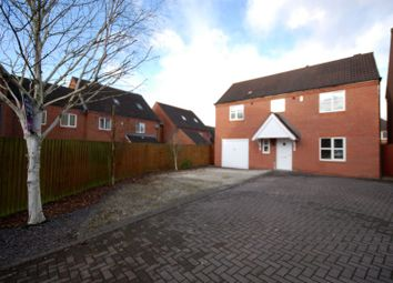 Thumbnail 5 bed detached house for sale in Jackson Road, Coalville