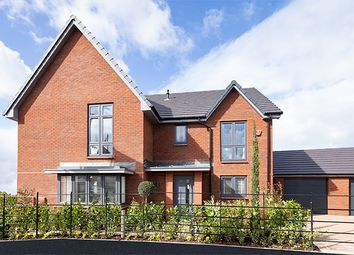"Thumbnail 3 bed property for sale in ""Catania"" at William Morris Way, Tadpole Garden Village, Swindon"