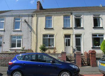 Thumbnail 3 bed terraced house for sale in Llynfi Road, Maesteg, Mid Glamorgan