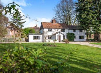Thumbnail 5 bedroom detached house for sale in Little Melton, Norwich, Norfolk