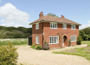 Thumbnail 3 bed detached house to rent in Lepe, Exbury, Southampton