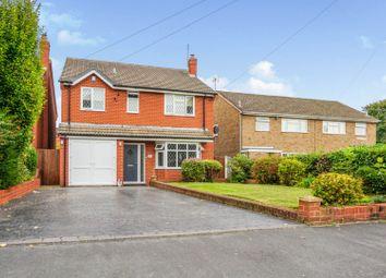 Carter Avenue, Codsall, Wolverhampton WV8. 4 bed detached house