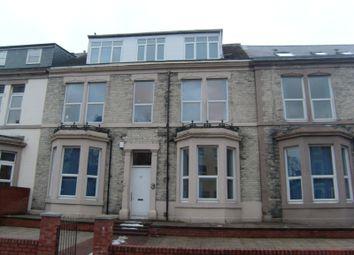 Thumbnail 2 bedroom flat to rent in Osborne Road, Jesmond, Newcastle Upon Tyne